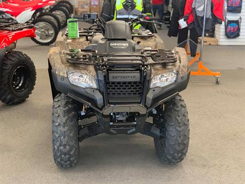 2021 Honda FourTrax Rancher 4x4 ES in Del City, Oklahoma - Photo 3