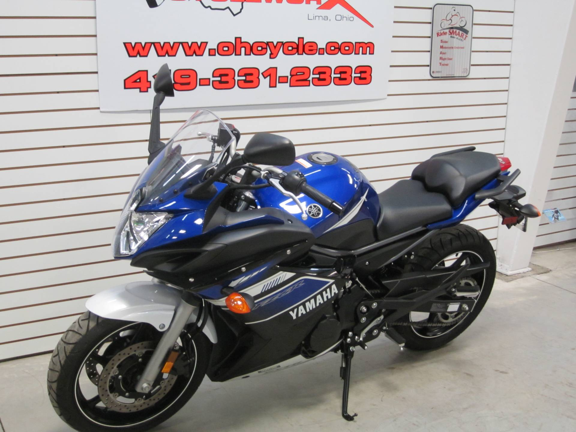 2013 Yamaha FZ6R in Lima, Ohio