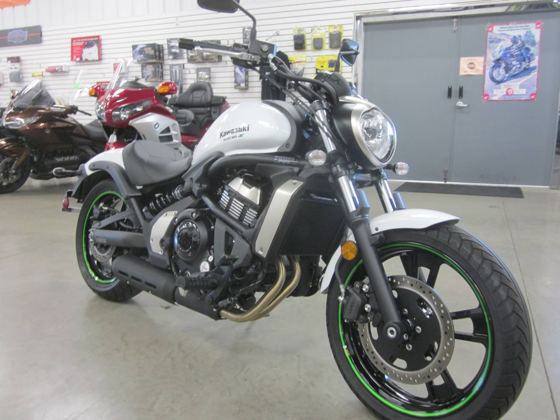 2015 Kawasaki Vulcan S in Lima, Ohio - Photo 1