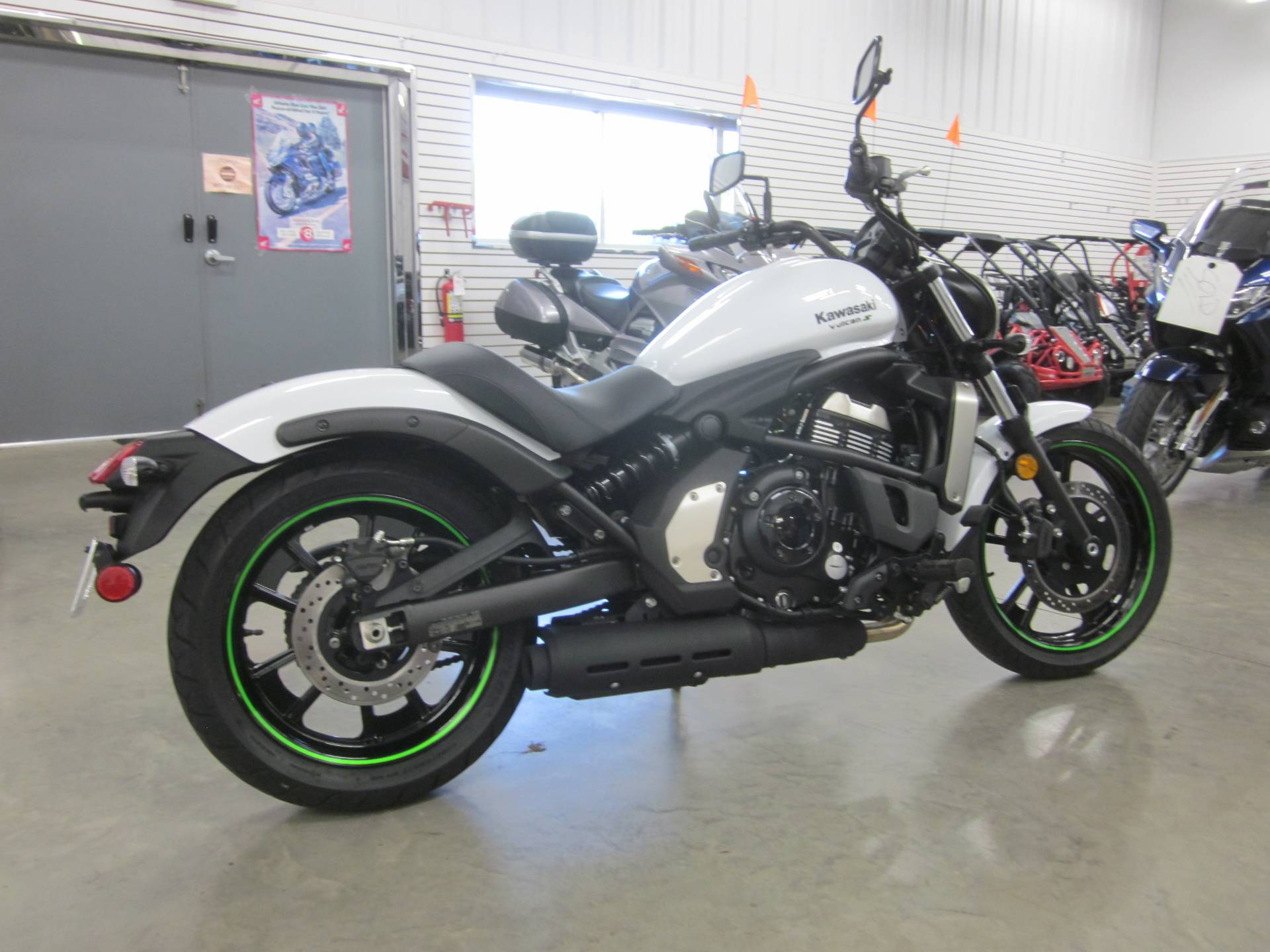 2015 Kawasaki Vulcan S in Lima, Ohio - Photo 3