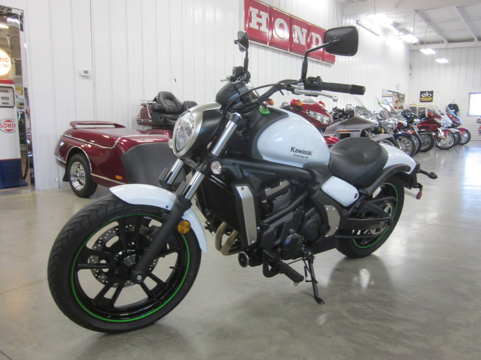 2015 Kawasaki Vulcan S in Lima, Ohio - Photo 4