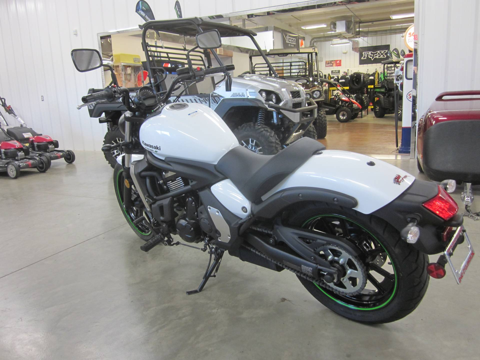2015 Kawasaki Vulcan S in Lima, Ohio - Photo 6