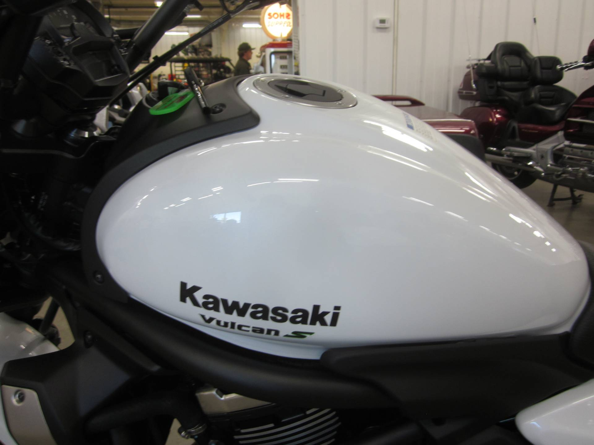 2015 Kawasaki Vulcan S in Lima, Ohio - Photo 10