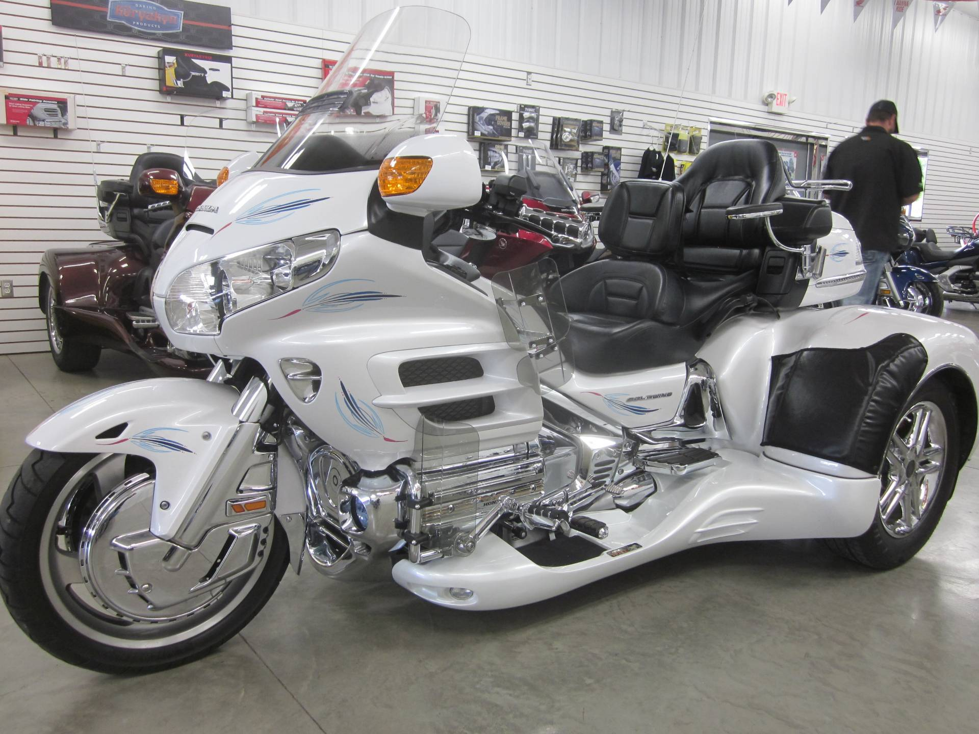 2008 CSC Gold Wing in Lima, Ohio - Photo 1