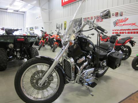 2000 Suzuki Intruder 800 in Lima, Ohio - Photo 4
