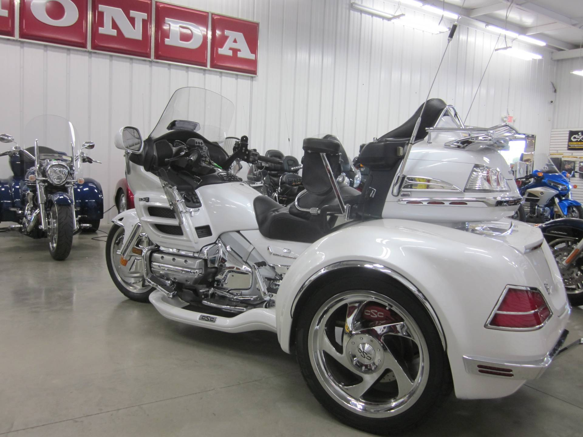 2008 CSC GL1800 Viper kit in Lima, Ohio