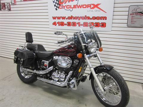 2007 Honda Spirit 750 in Lima, Ohio - Photo 1