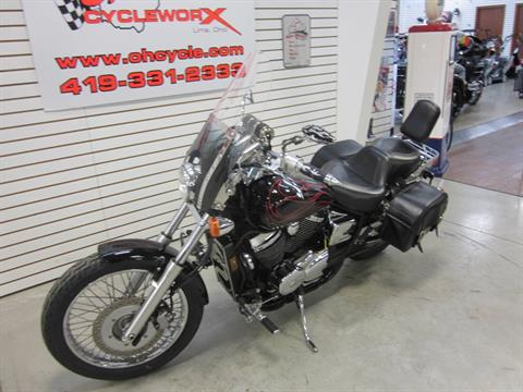 2007 Honda Spirit 750 in Lima, Ohio - Photo 11