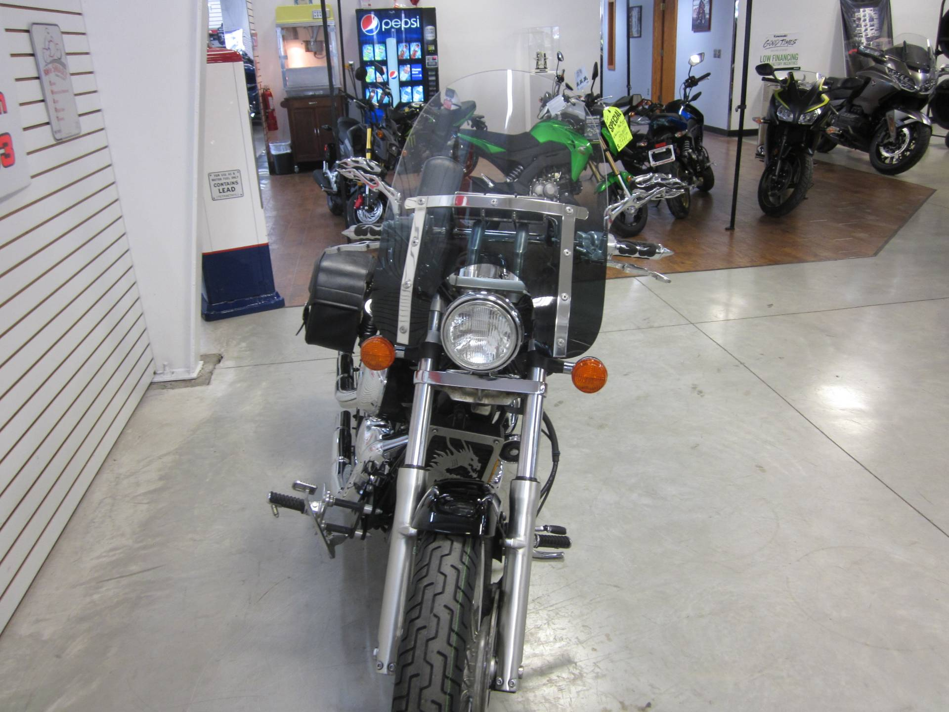 2007 Honda Spirit 750 in Lima, Ohio - Photo 14