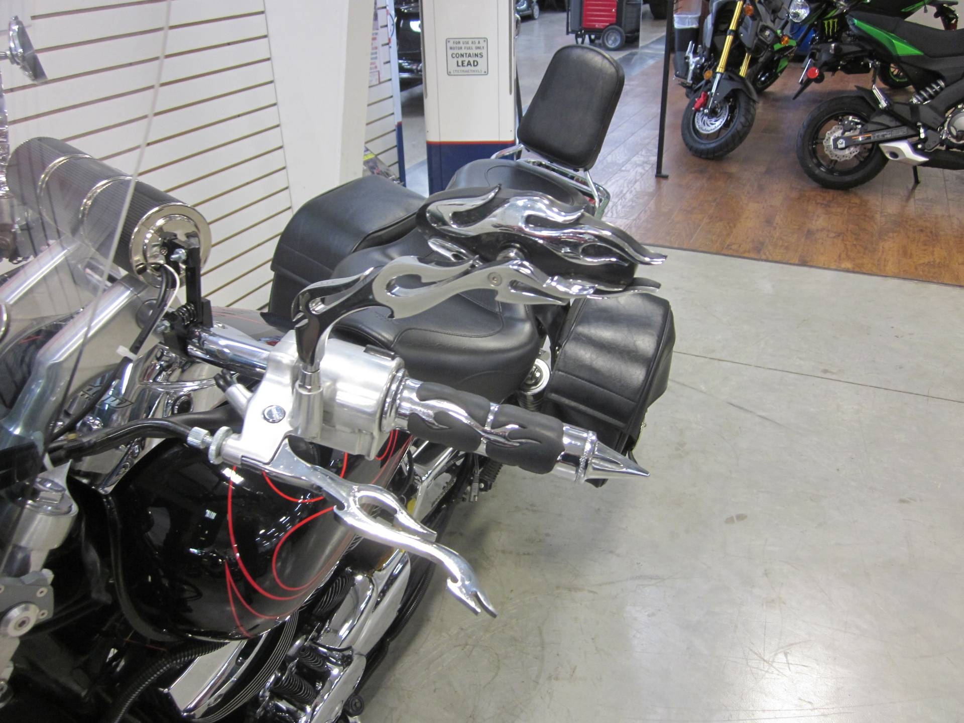 2007 Honda Spirit 750 in Lima, Ohio - Photo 15