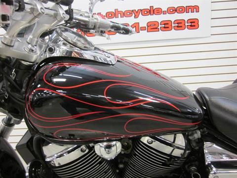 2007 Honda Spirit 750 in Lima, Ohio - Photo 17