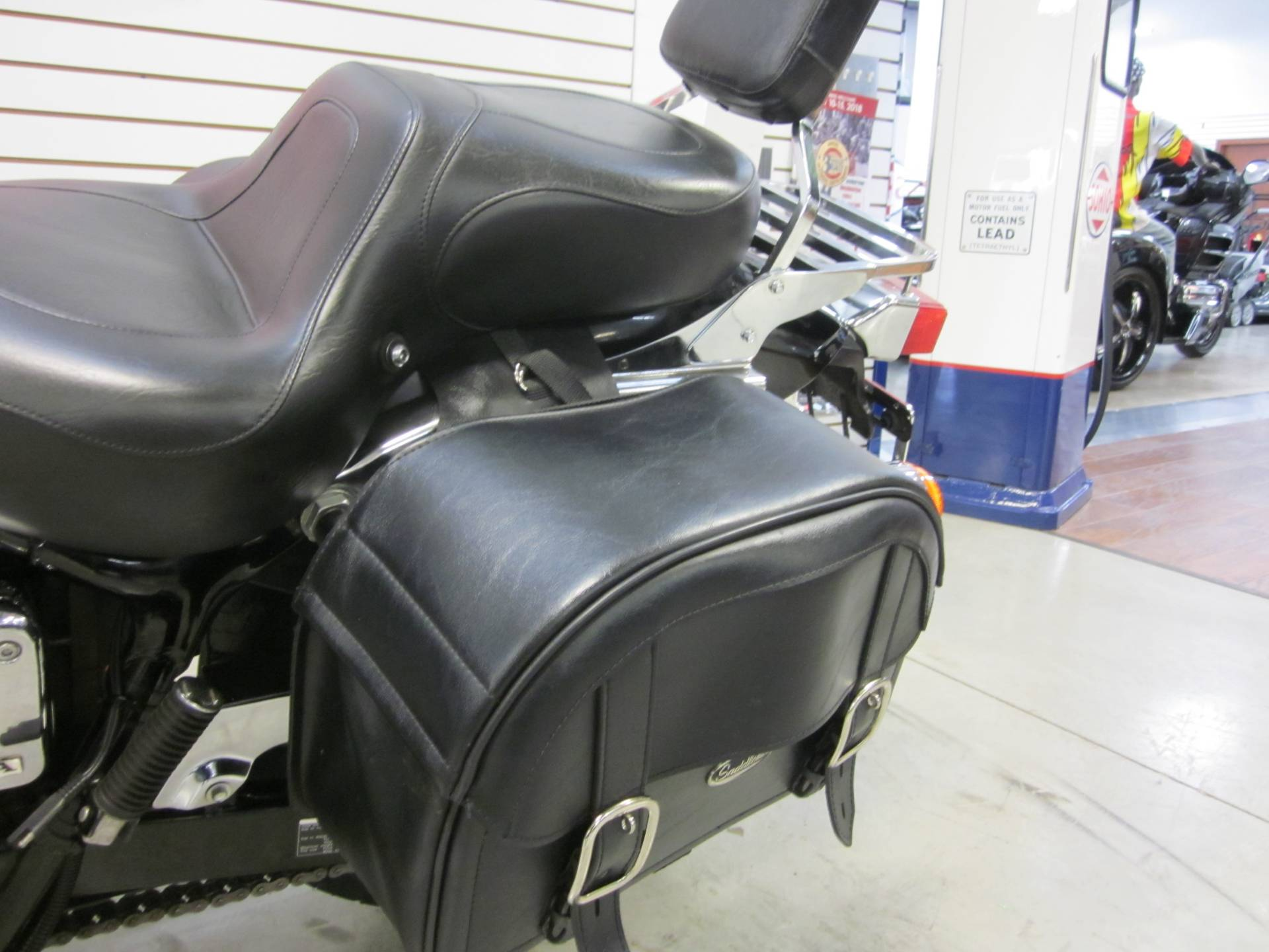 2007 Honda Spirit 750 in Lima, Ohio - Photo 19
