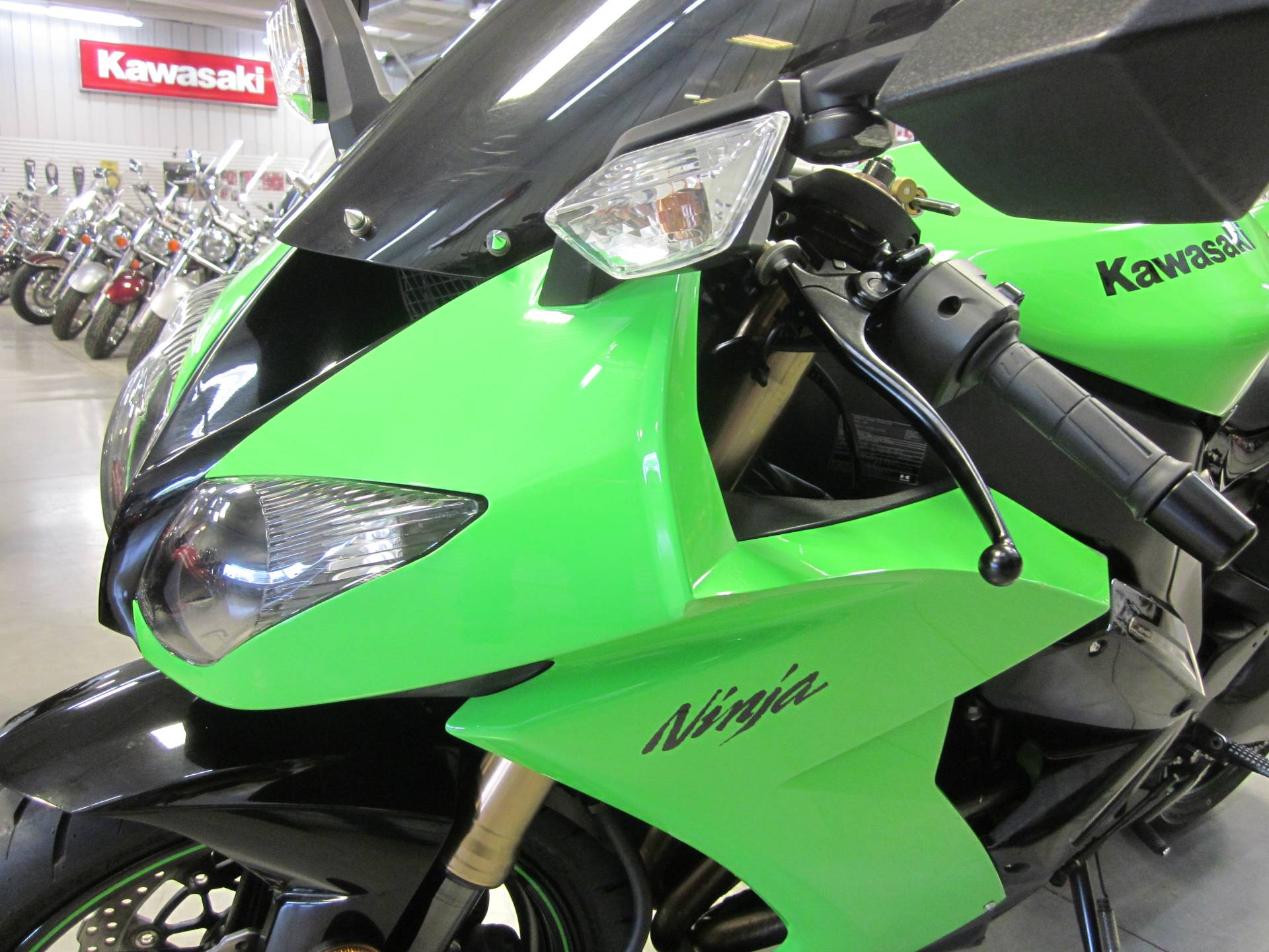 2008 Kawasaki Ninja in Lima, Ohio
