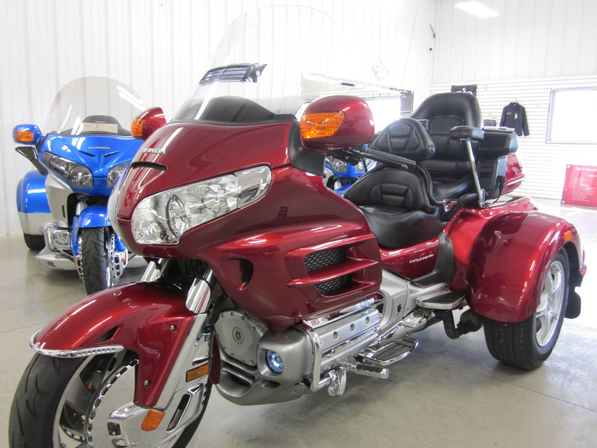 2010 Lehman Trikes/Honda Gl1800 Lehman Monarch II Trike in Lima, Ohio