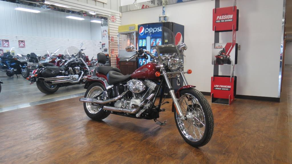 2006 Harley-Davidson Softail® Standard in Lima, Ohio - Photo 1