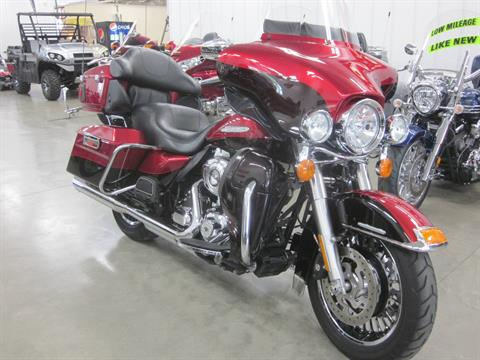2012 Harley Davidson Ultra Limited in Lima, Ohio