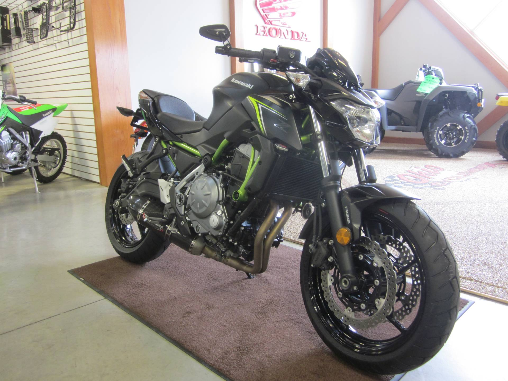 2018 Kawasaki Z in Lima, Ohio - Photo 1