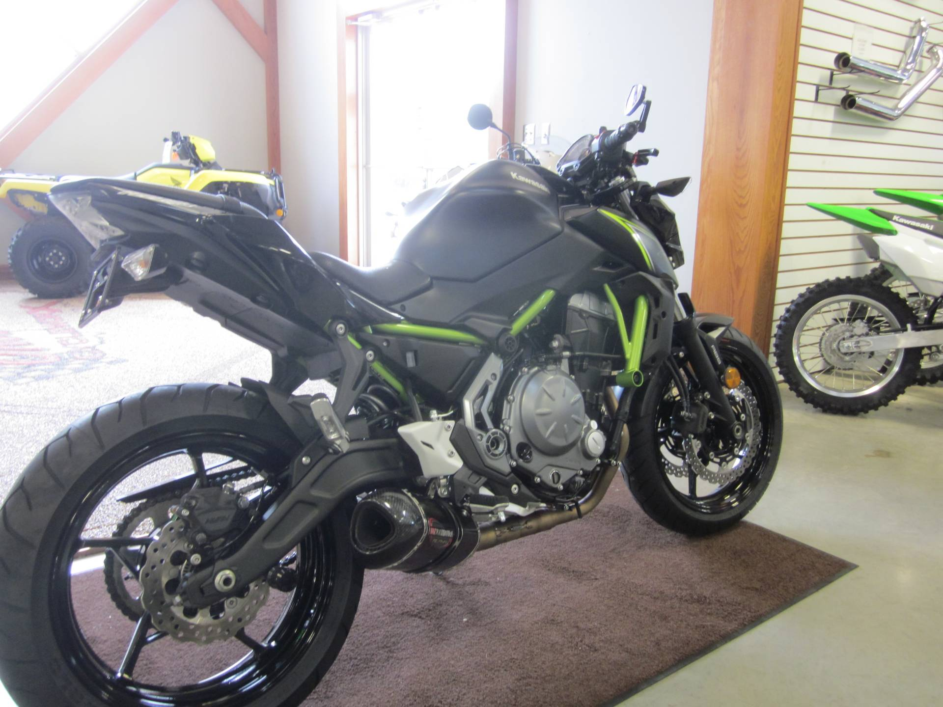 2018 Kawasaki Z in Lima, Ohio - Photo 3