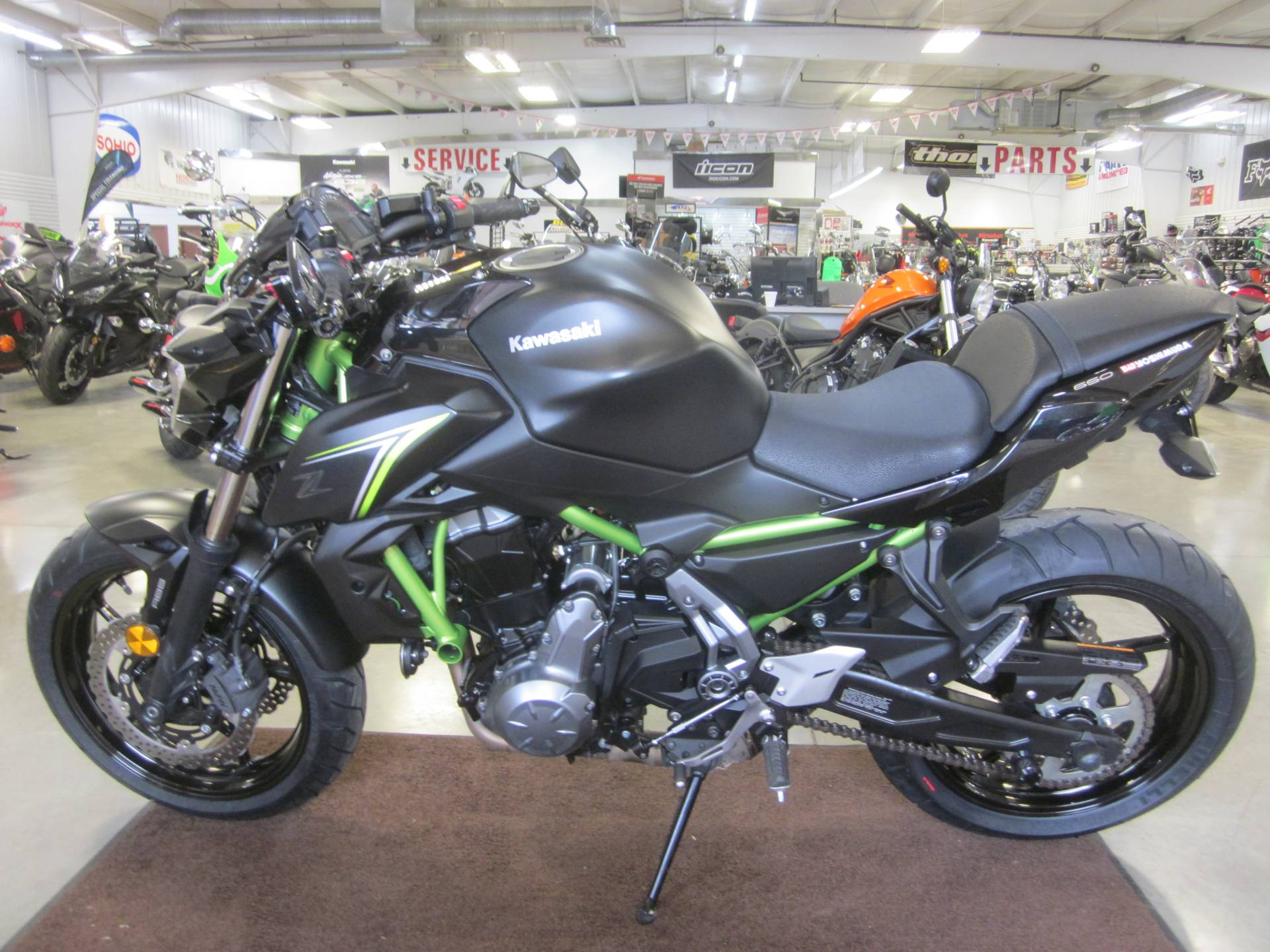 2018 Kawasaki Z in Lima, Ohio - Photo 5