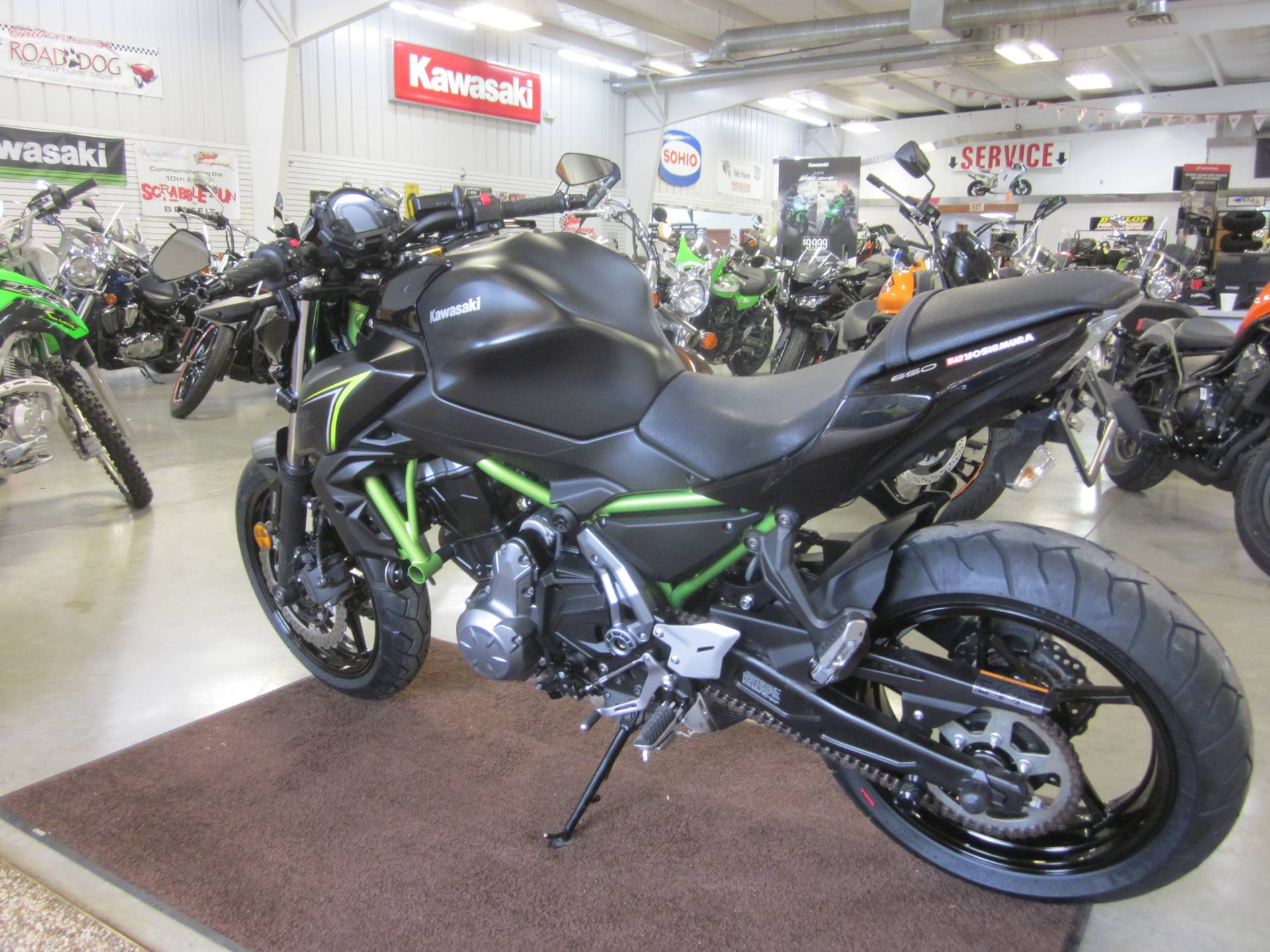 2018 Kawasaki Z in Lima, Ohio - Photo 6