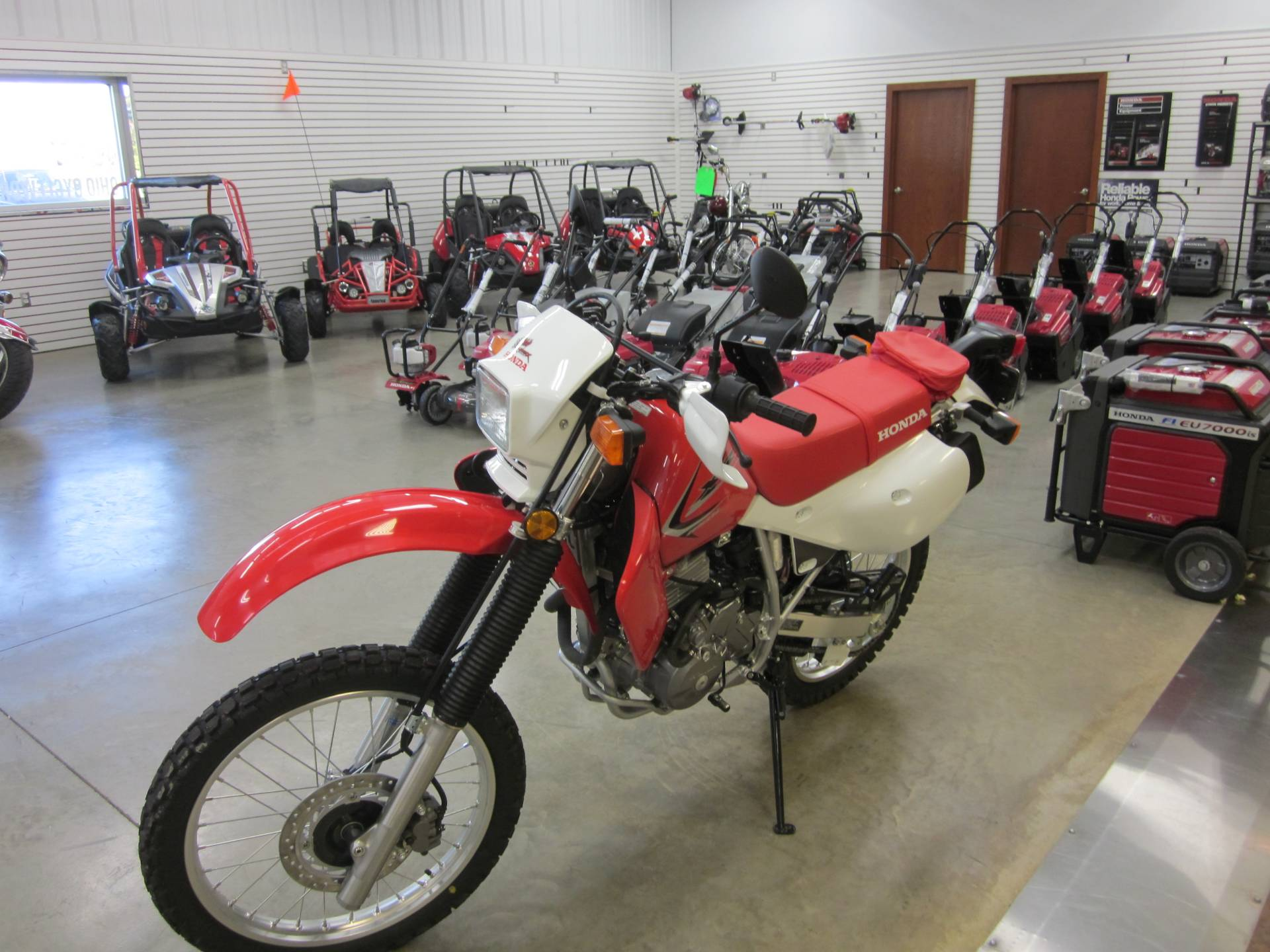 2017 Honda XR650L in Lima, Ohio