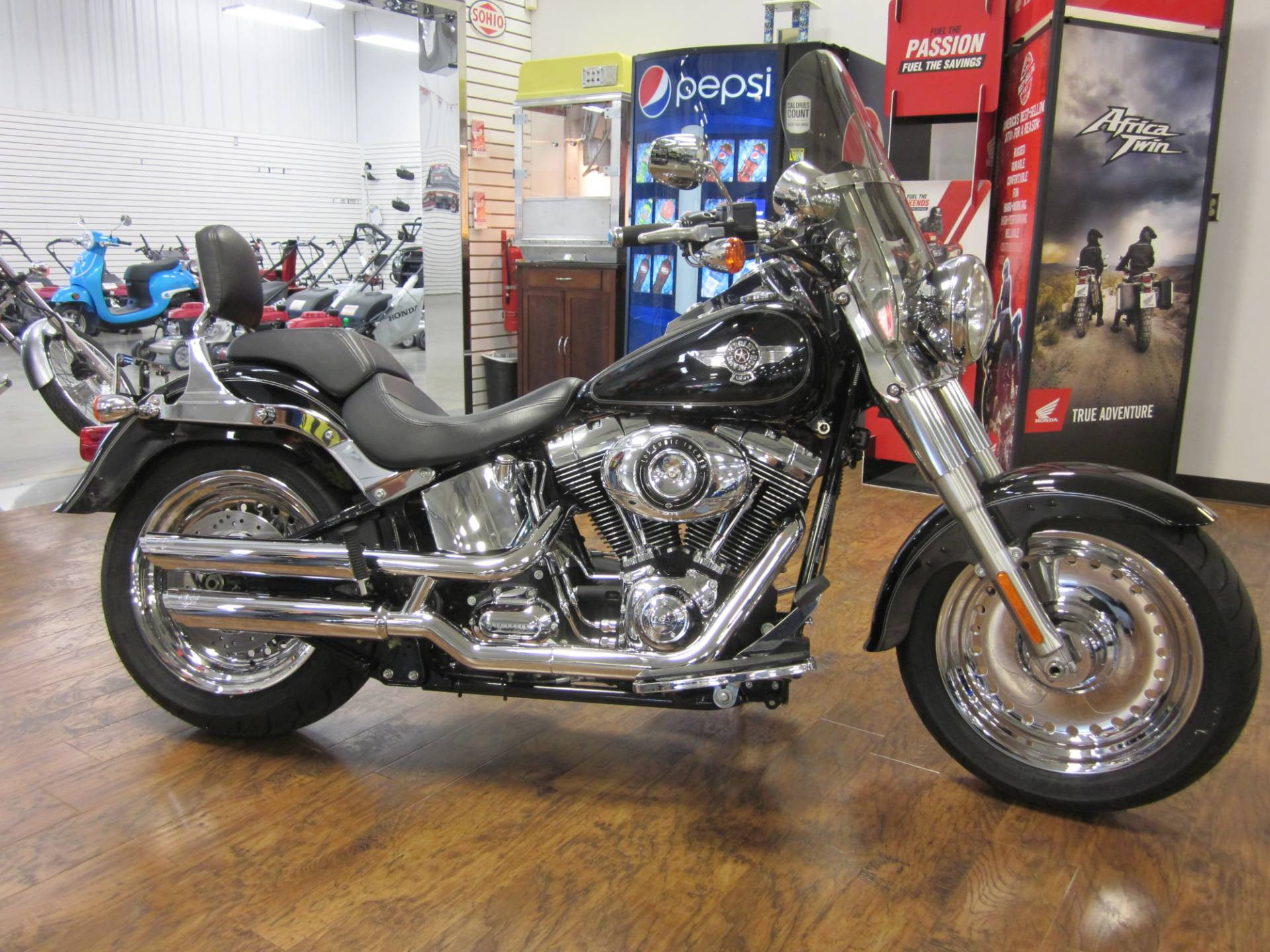 2012 Harley-Davidson Softail® Fat Boy® in Lima, Ohio - Photo 2