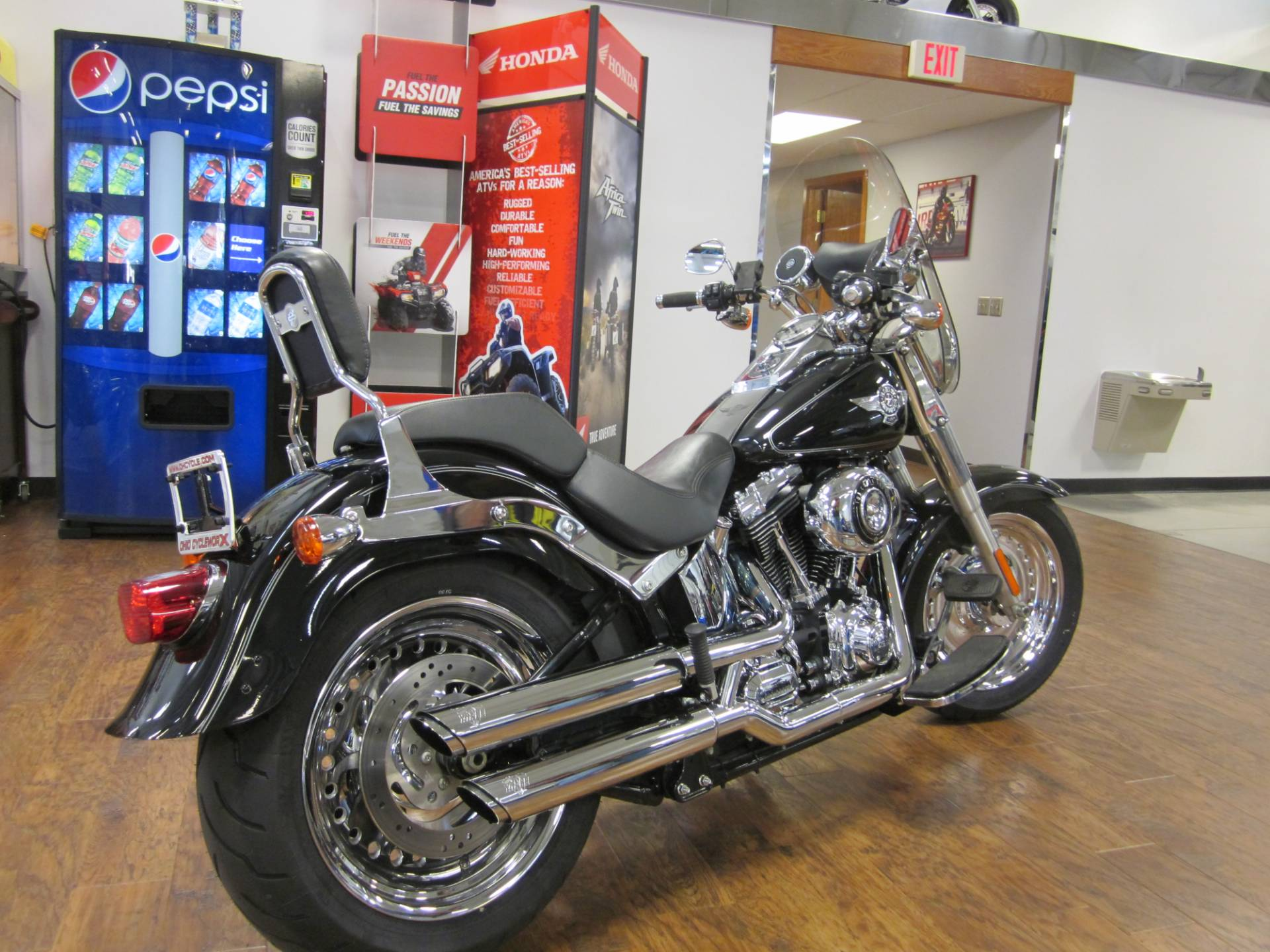 2012 Harley-Davidson Softail® Fat Boy® in Lima, Ohio