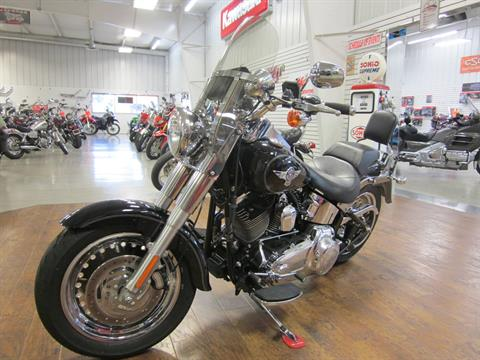 2012 Harley-Davidson Softail® Fat Boy® in Lima, Ohio - Photo 4