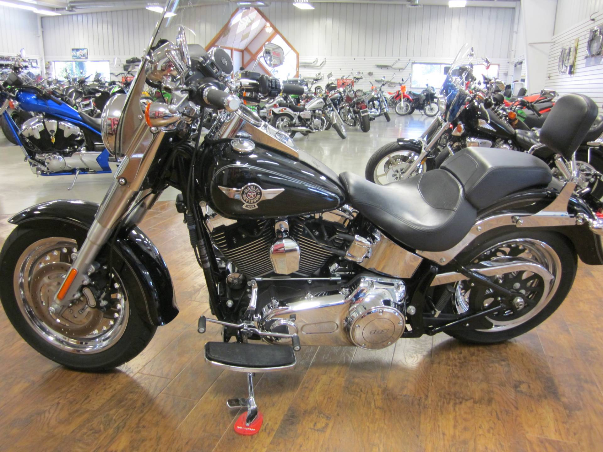 2012 Harley-Davidson Softail® Fat Boy® in Lima, Ohio - Photo 5