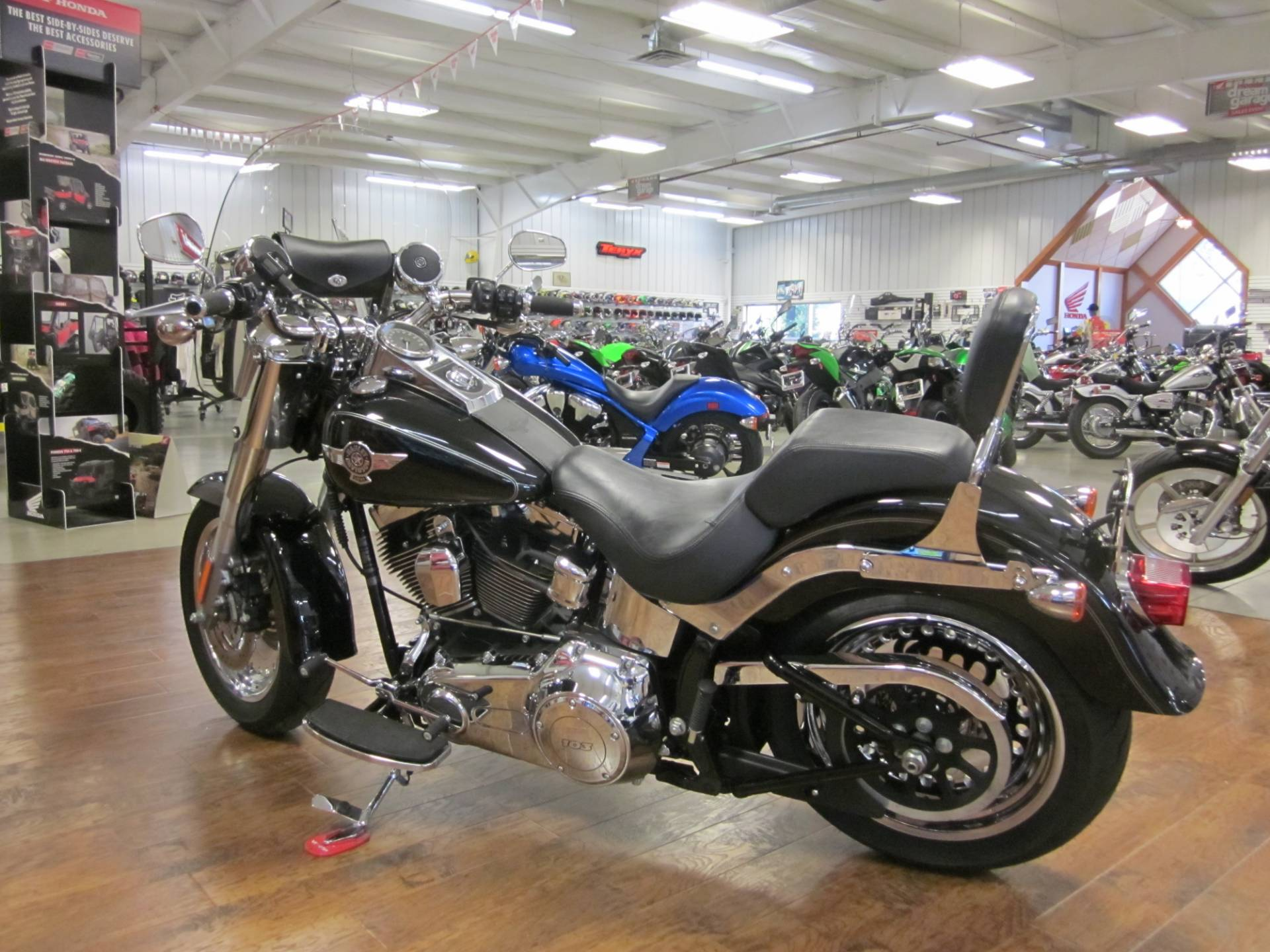 2012 Harley-Davidson Softail® Fat Boy® in Lima, Ohio - Photo 6