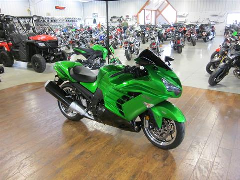 2013 Kawasaki Ninja® ZX™-14R ABS in Lima, Ohio