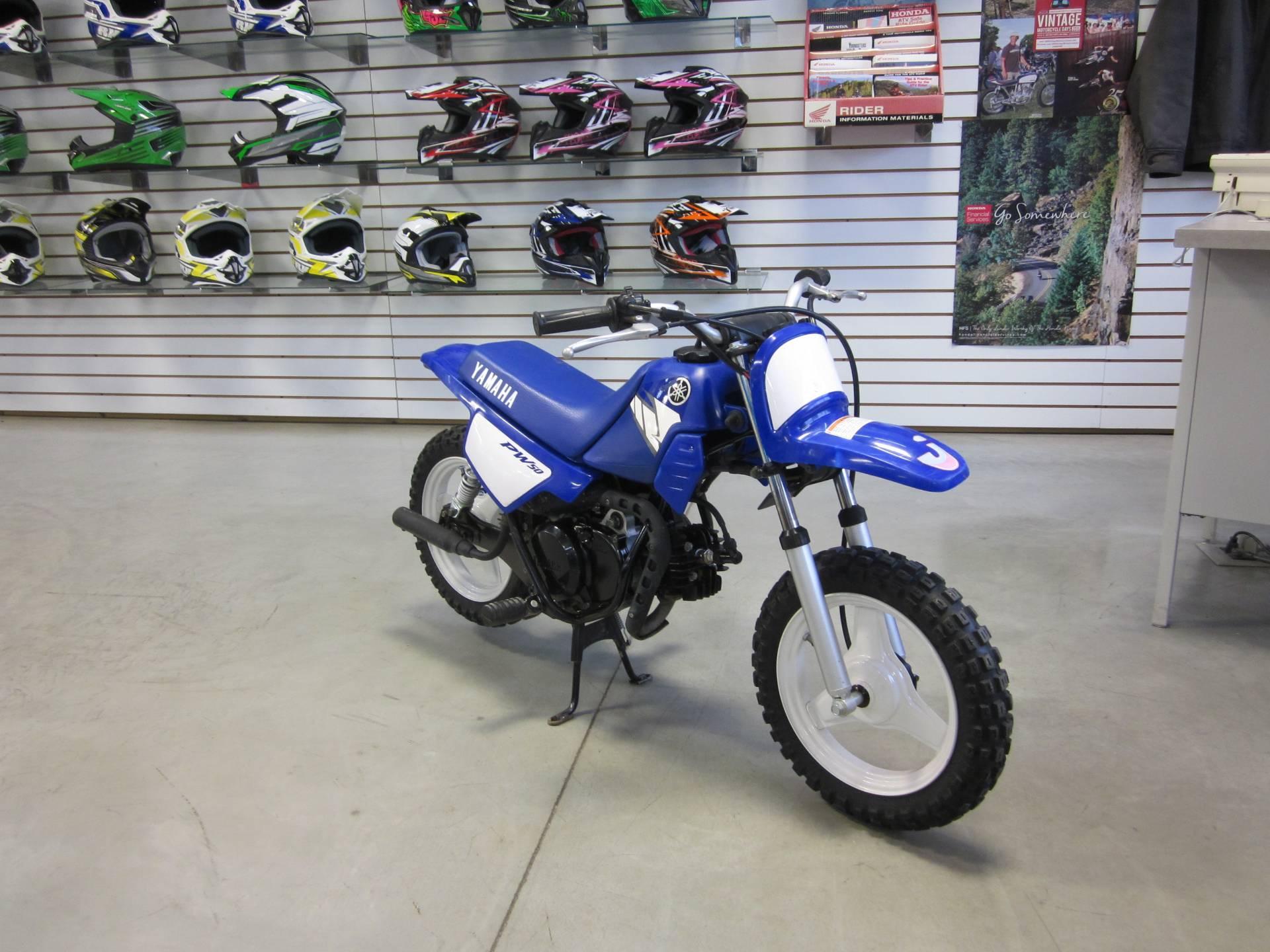 2004 Yamaha PW 50 1