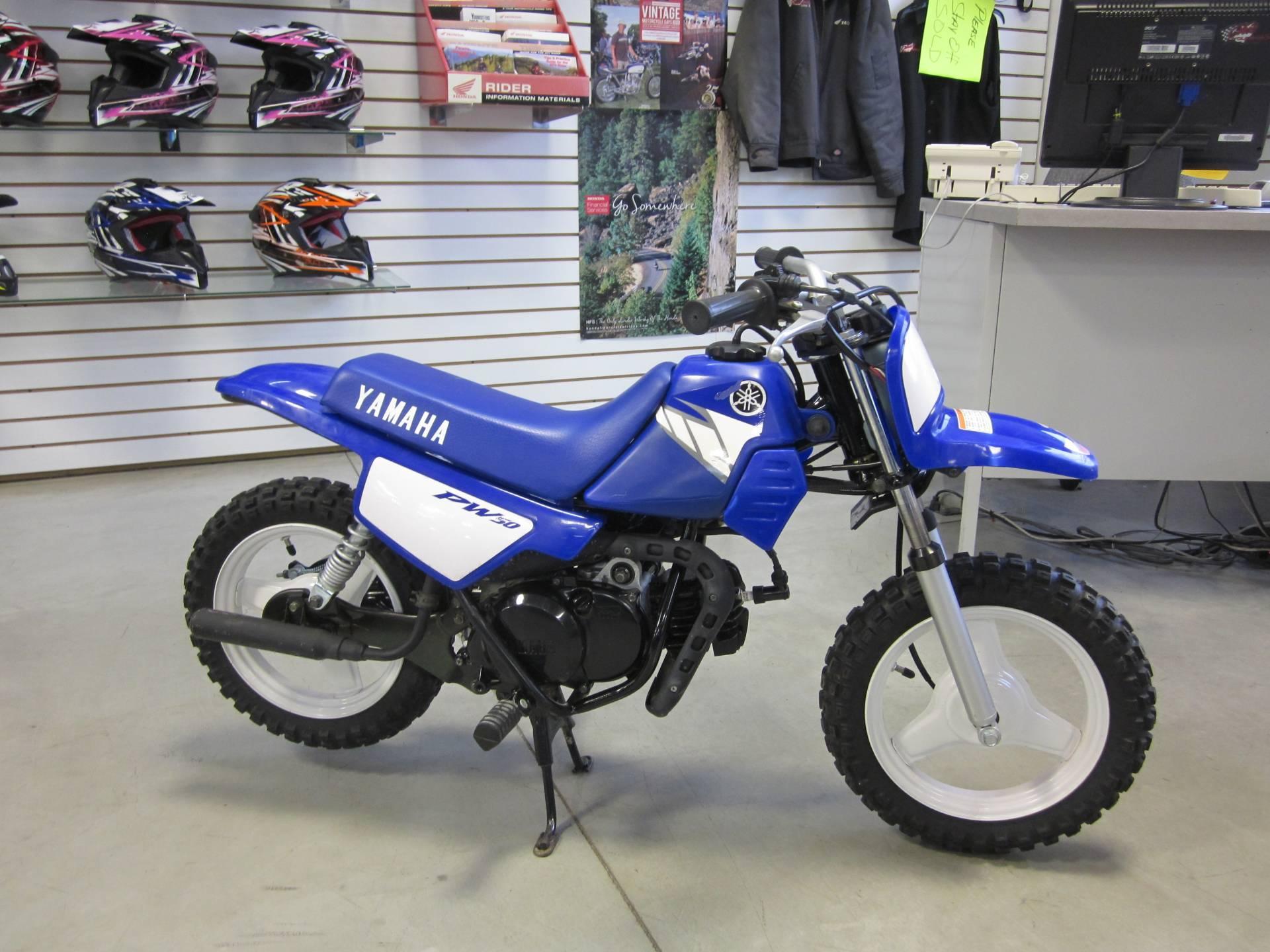 2004 Yamaha PW 50 2