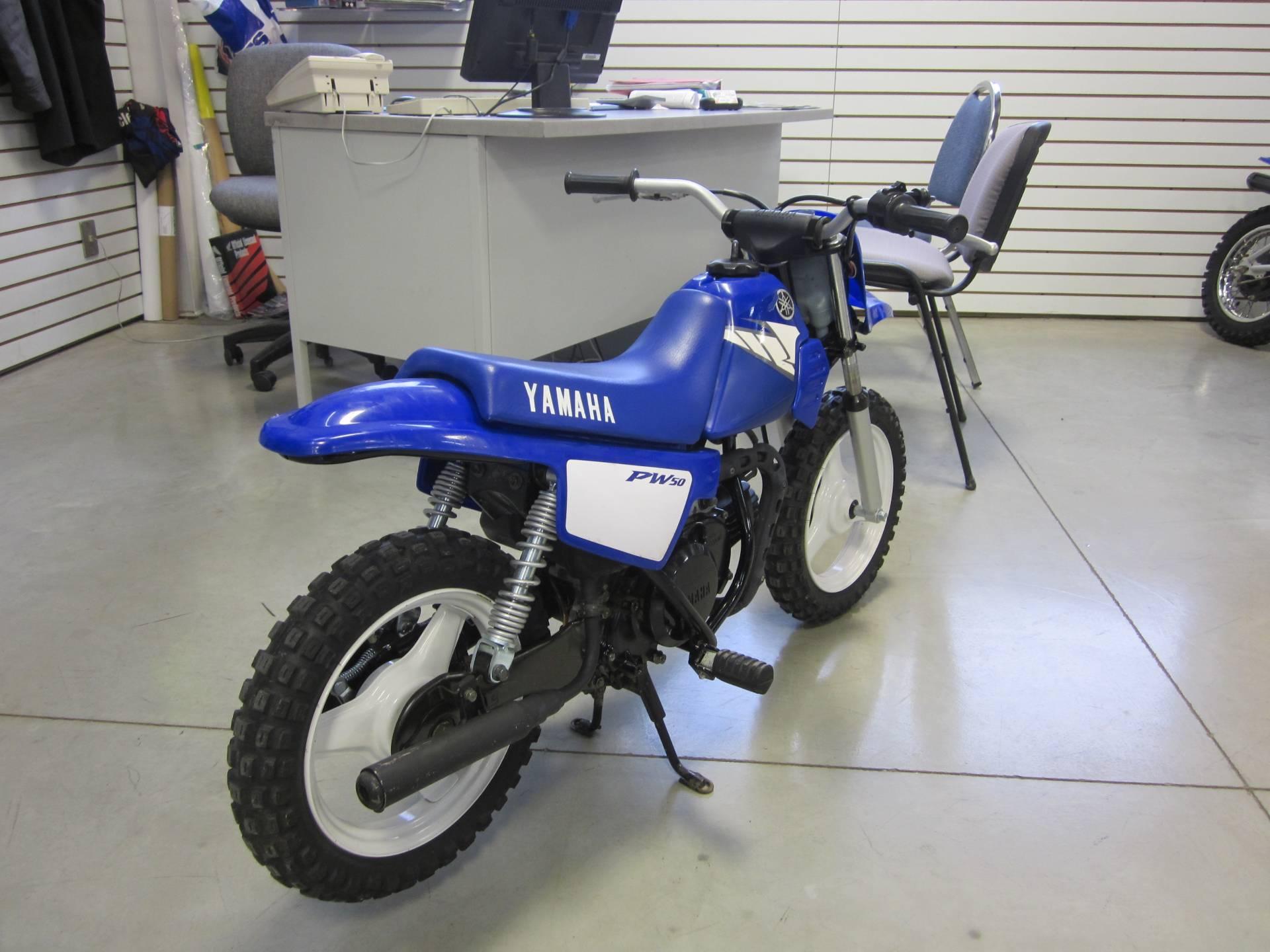 2004 Yamaha PW 50 3