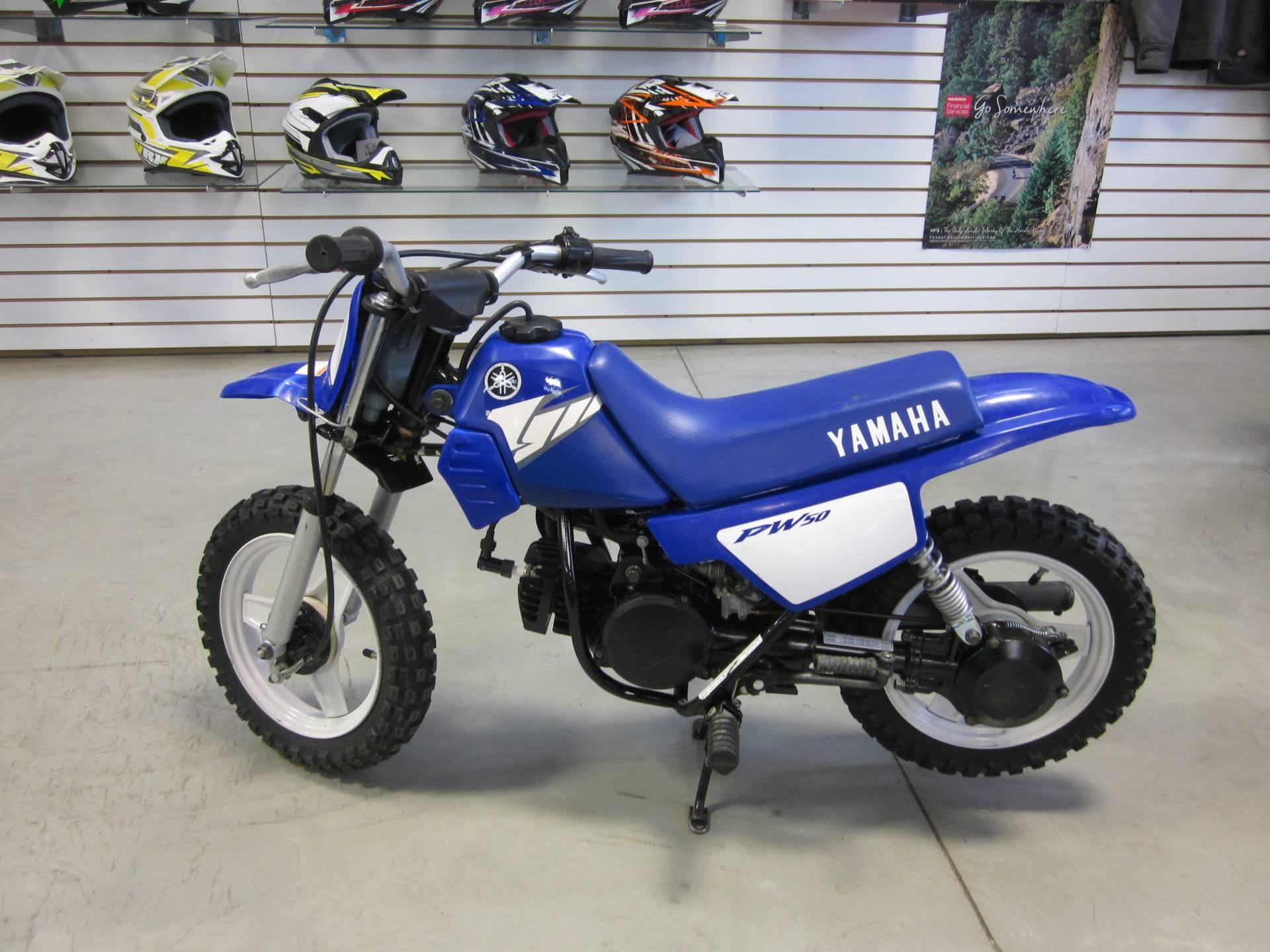 2004 Yamaha PW 50 5