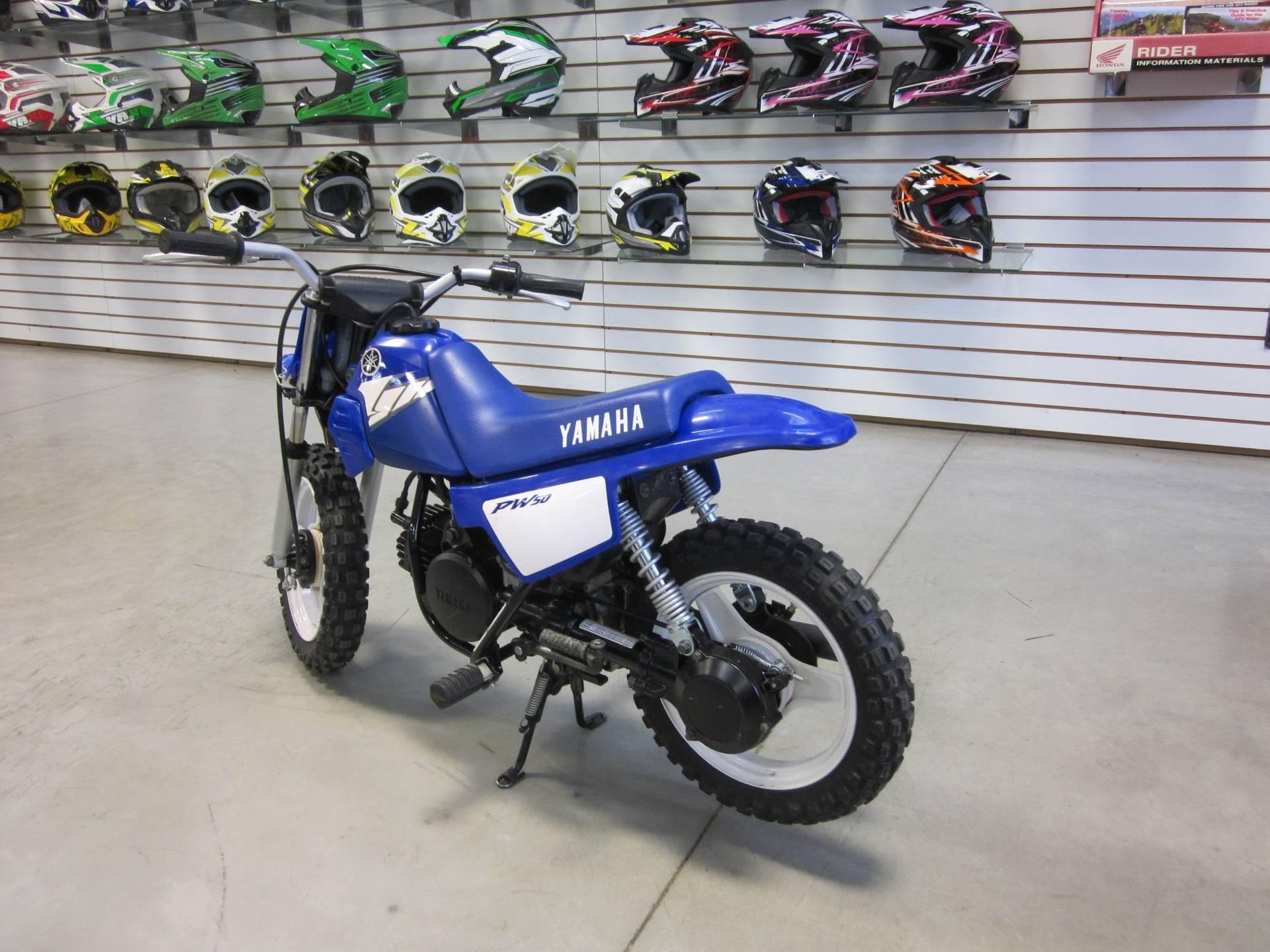 2004 Yamaha PW 50 6