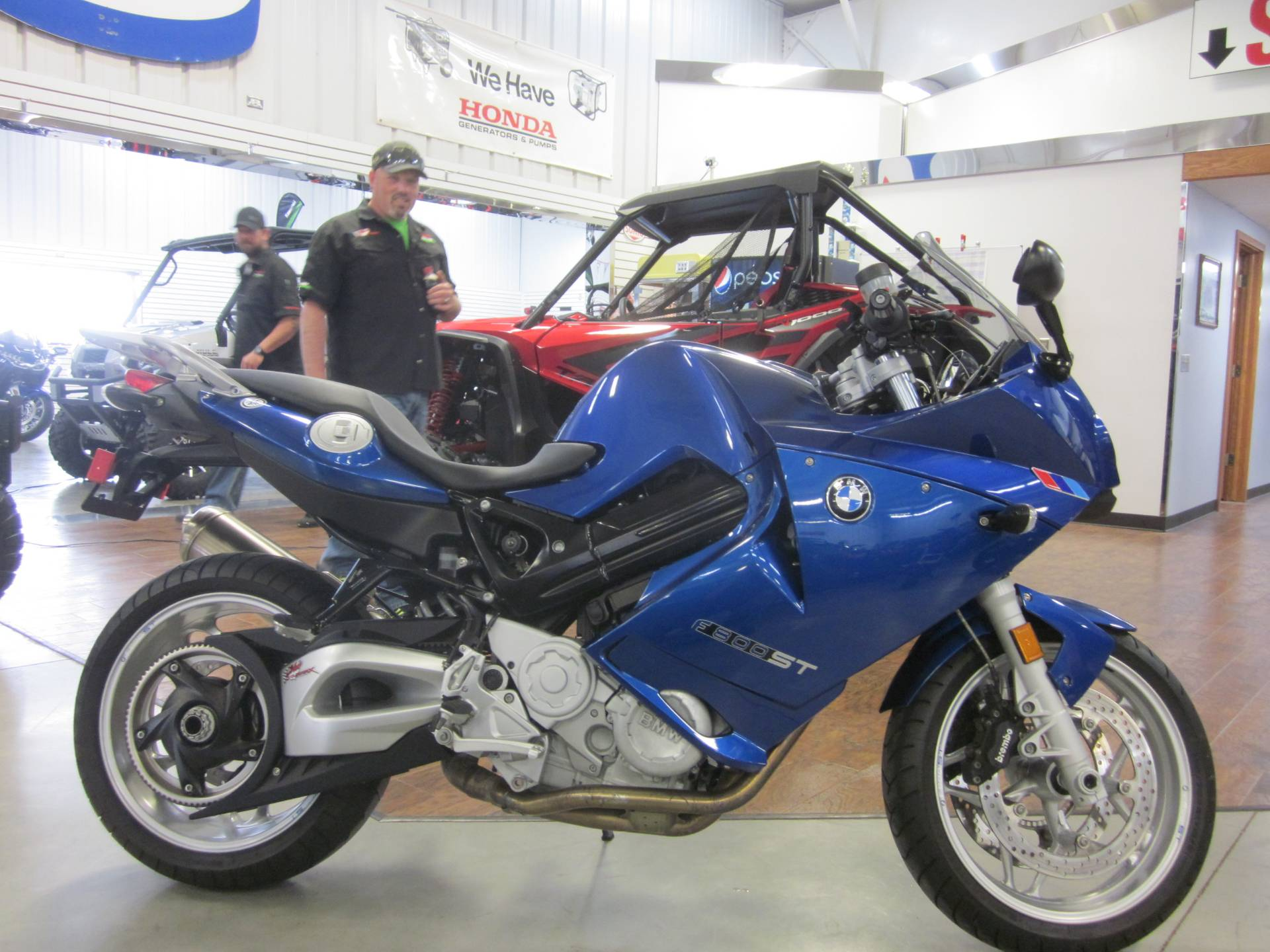 2009 BMW F800st in Lima, Ohio - Photo 2