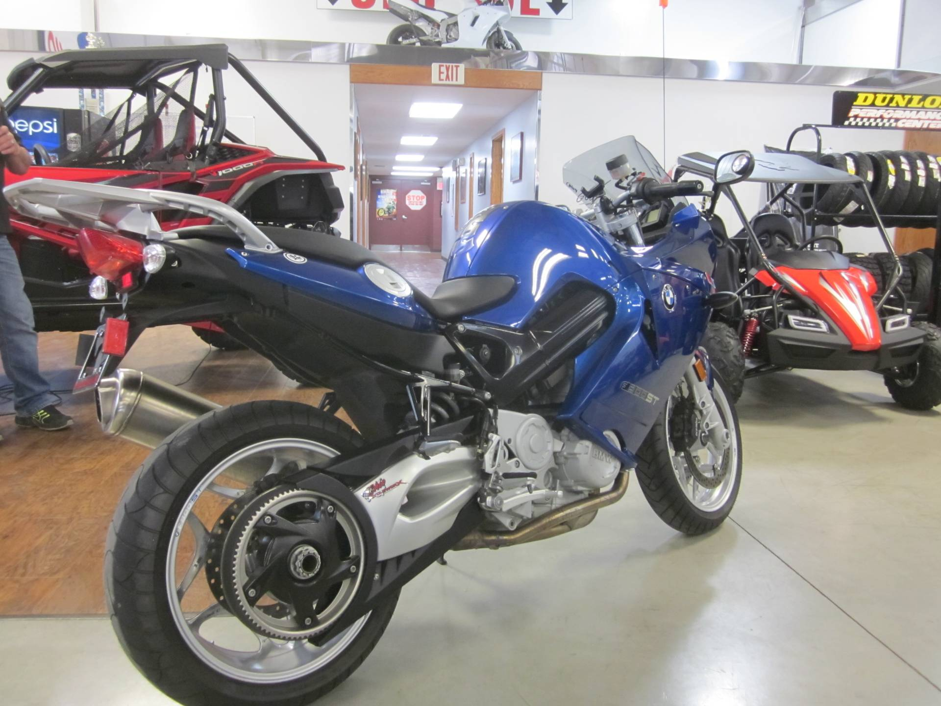 2009 BMW F800st in Lima, Ohio - Photo 3