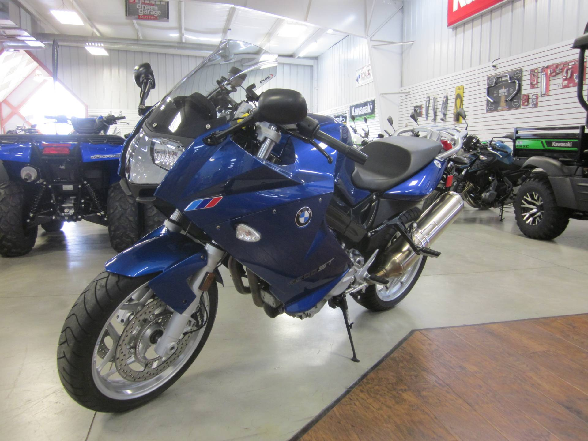 2009 BMW F800st in Lima, Ohio - Photo 4