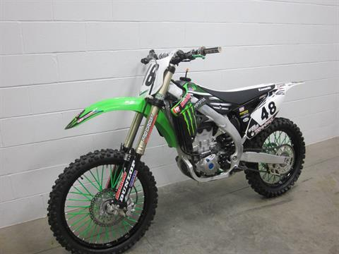 2013 Kawasaki Kx450 in Lima, Ohio