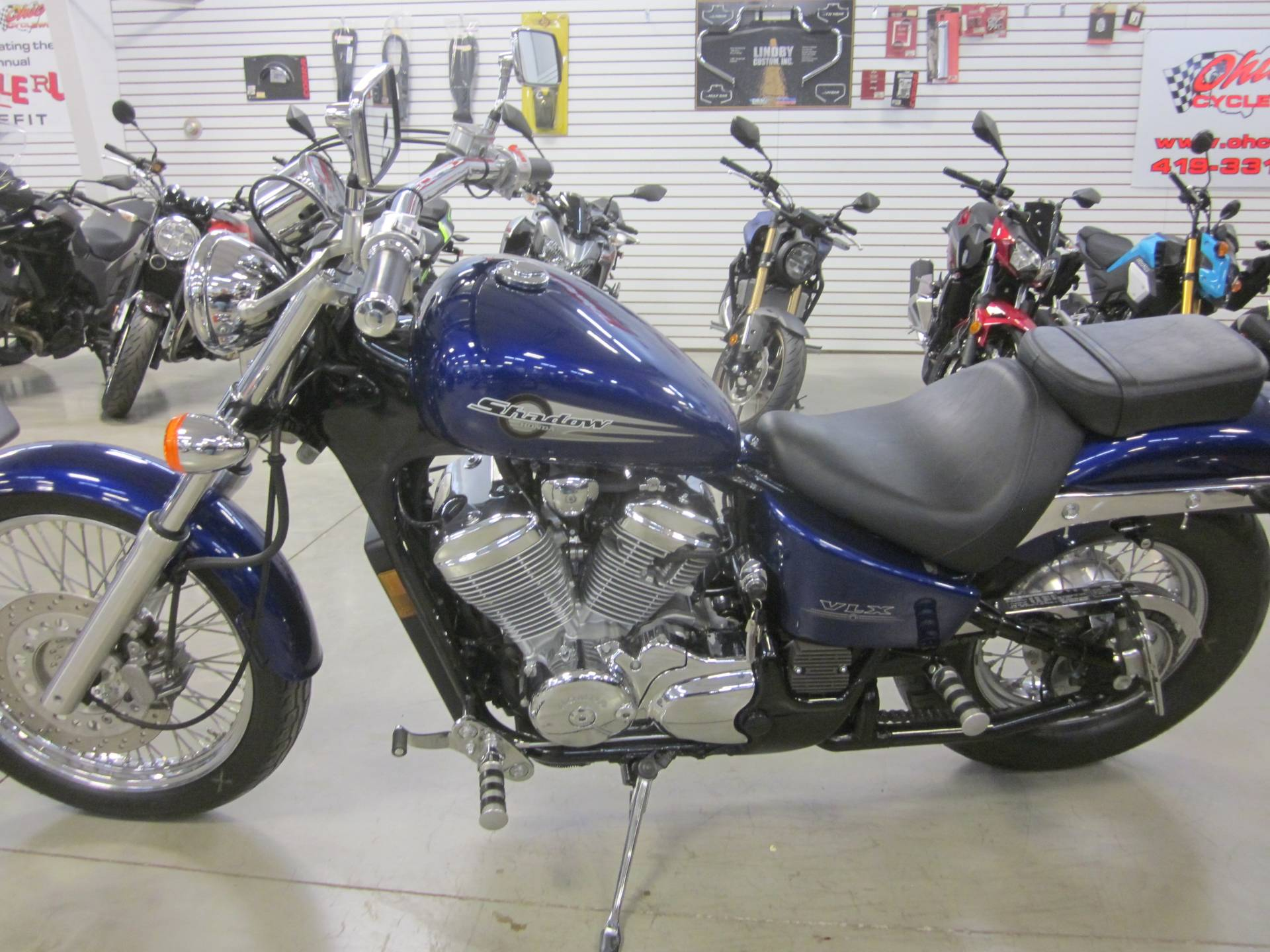 2003 Honda Shadow in Lima, Ohio - Photo 5