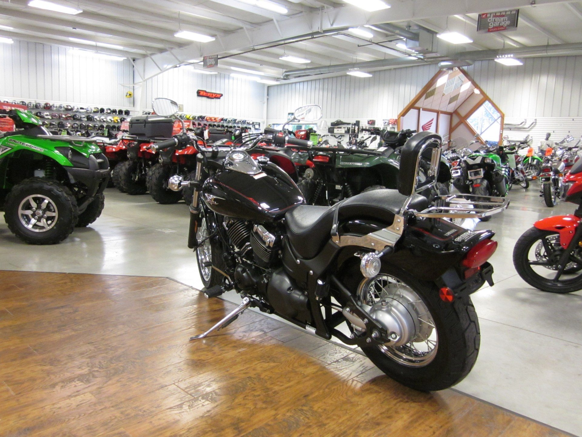 Used 2007 yamaha v star 650 motorcycles in lima oh for Yamaha dealers in my area