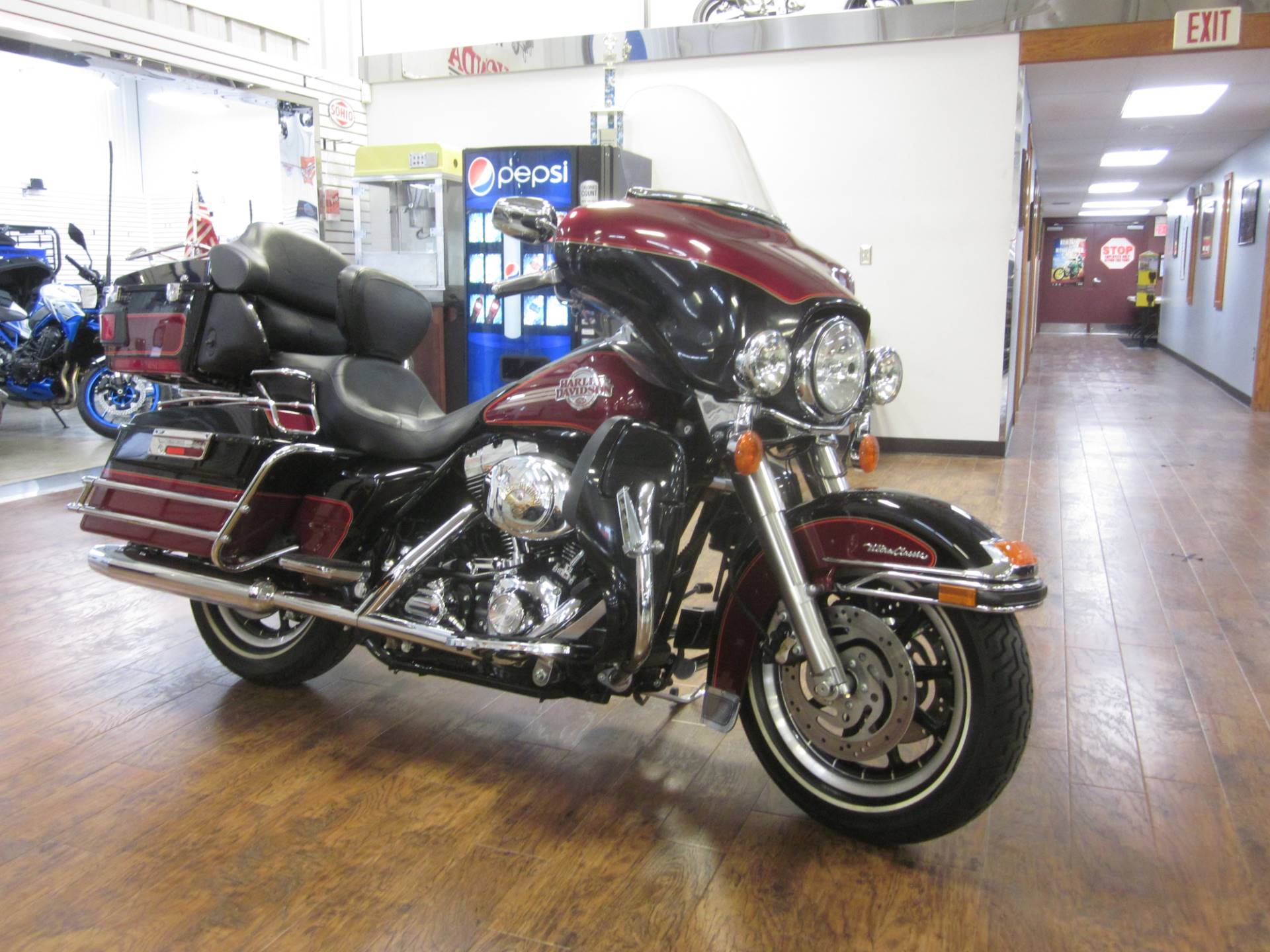 2005 Harley Davidson Ultra Classic in Lima, Ohio - Photo 1