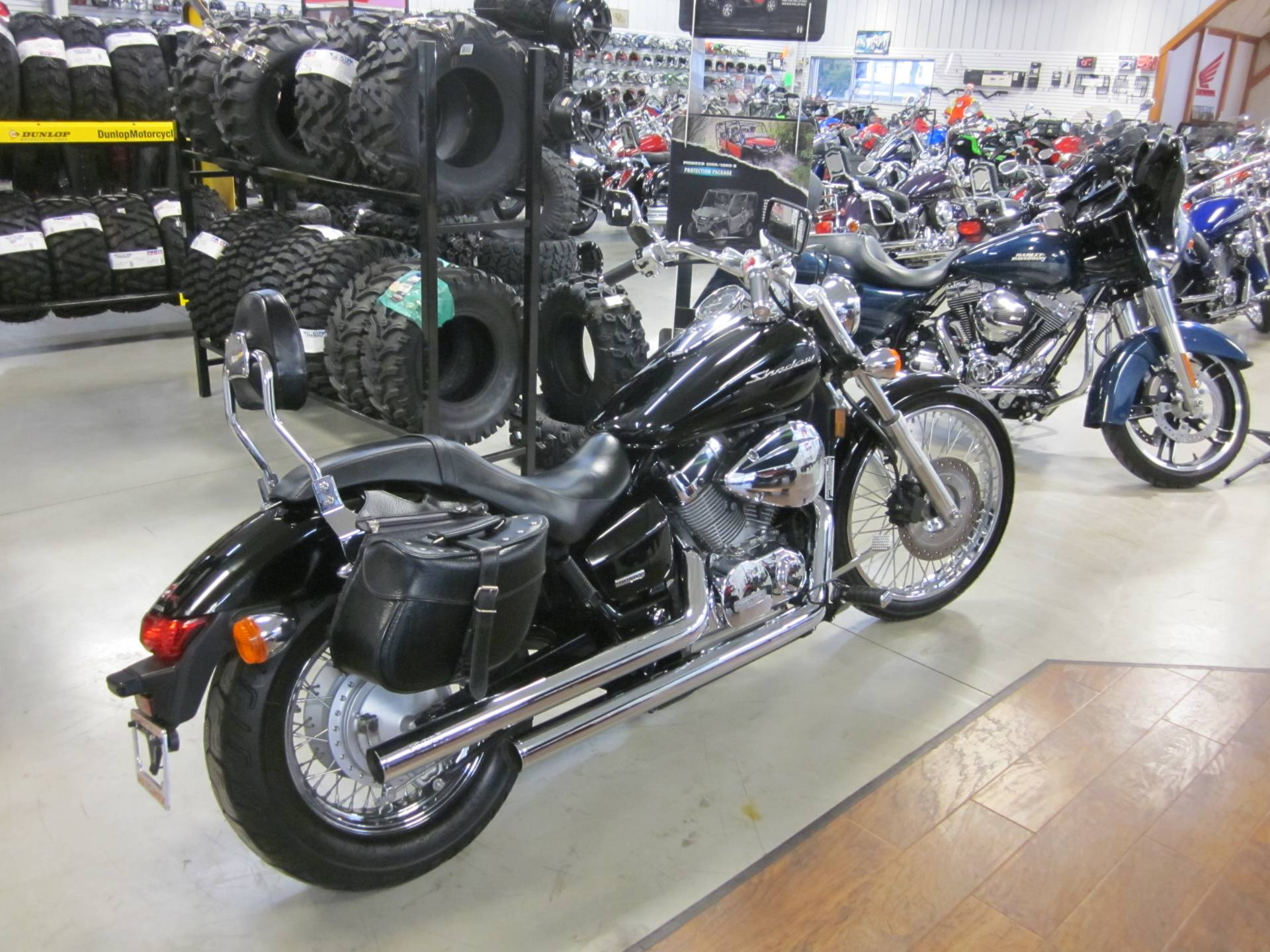 2013 Honda Shadow® Spirit 750 in Lima, Ohio - Photo 3