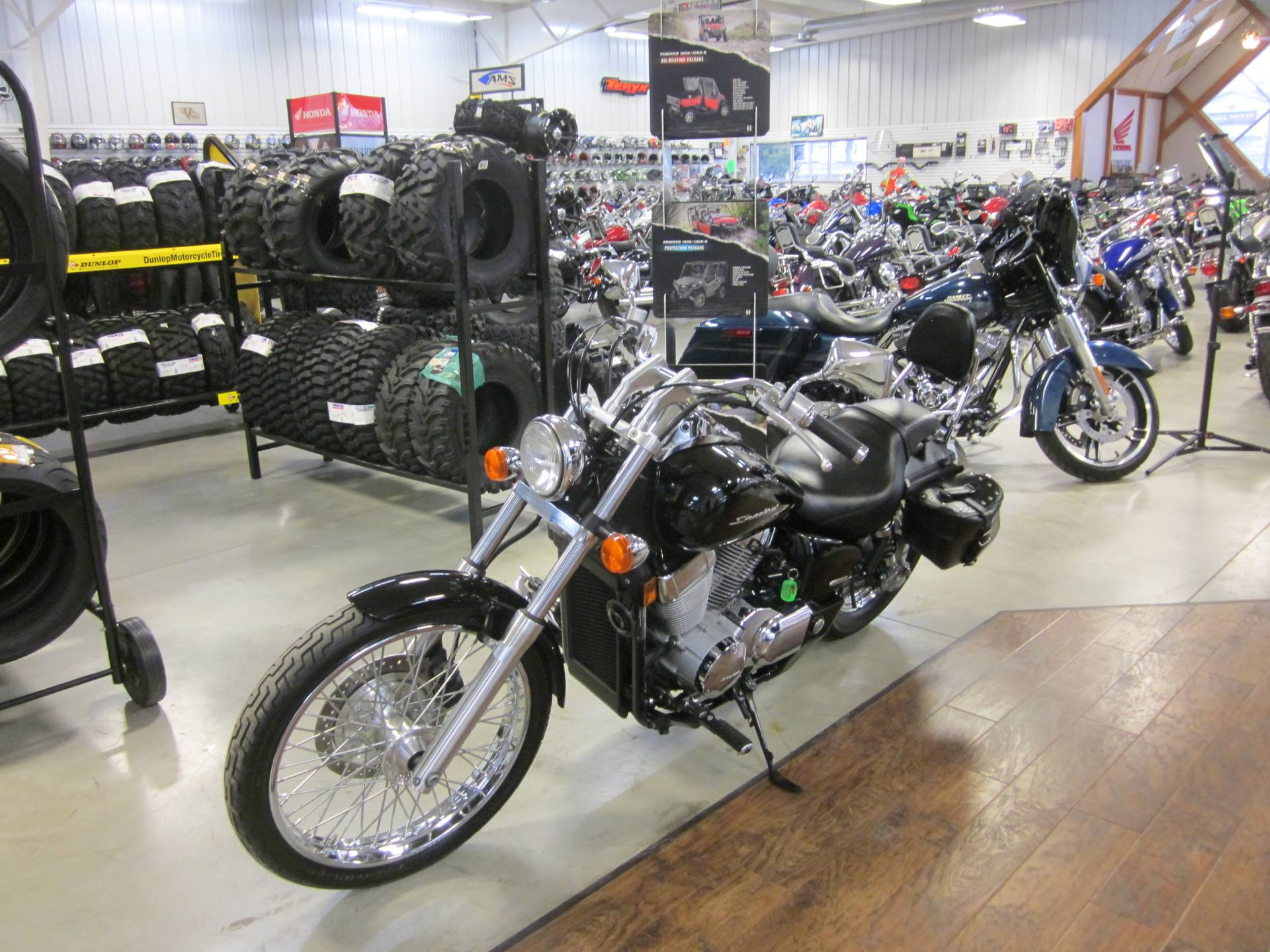 2013 Honda Shadow® Spirit 750 in Lima, Ohio - Photo 4