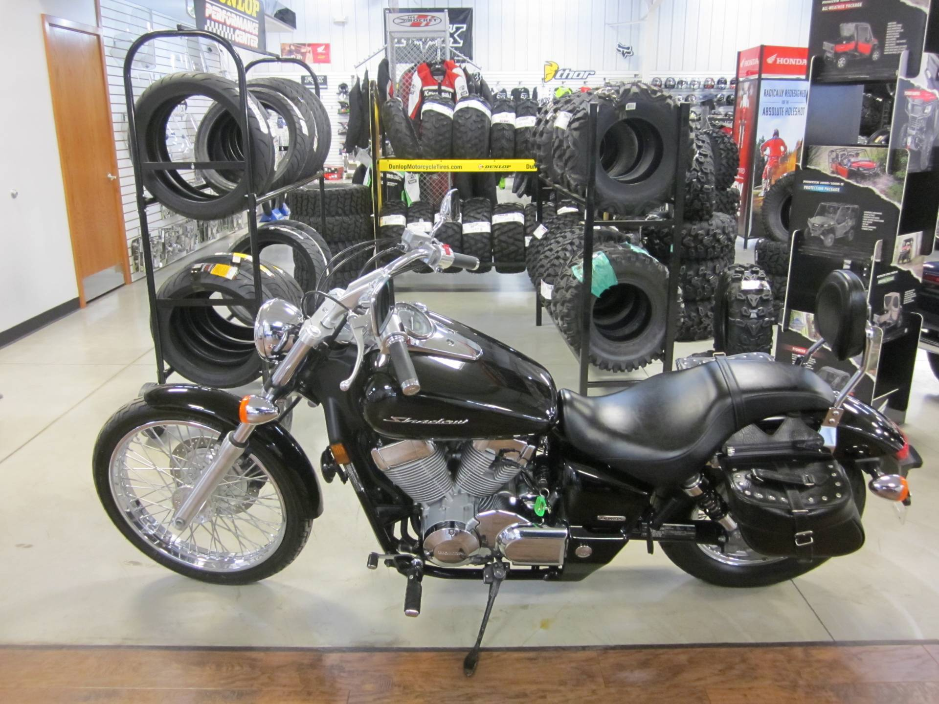 2013 Honda Shadow® Spirit 750 in Lima, Ohio - Photo 5