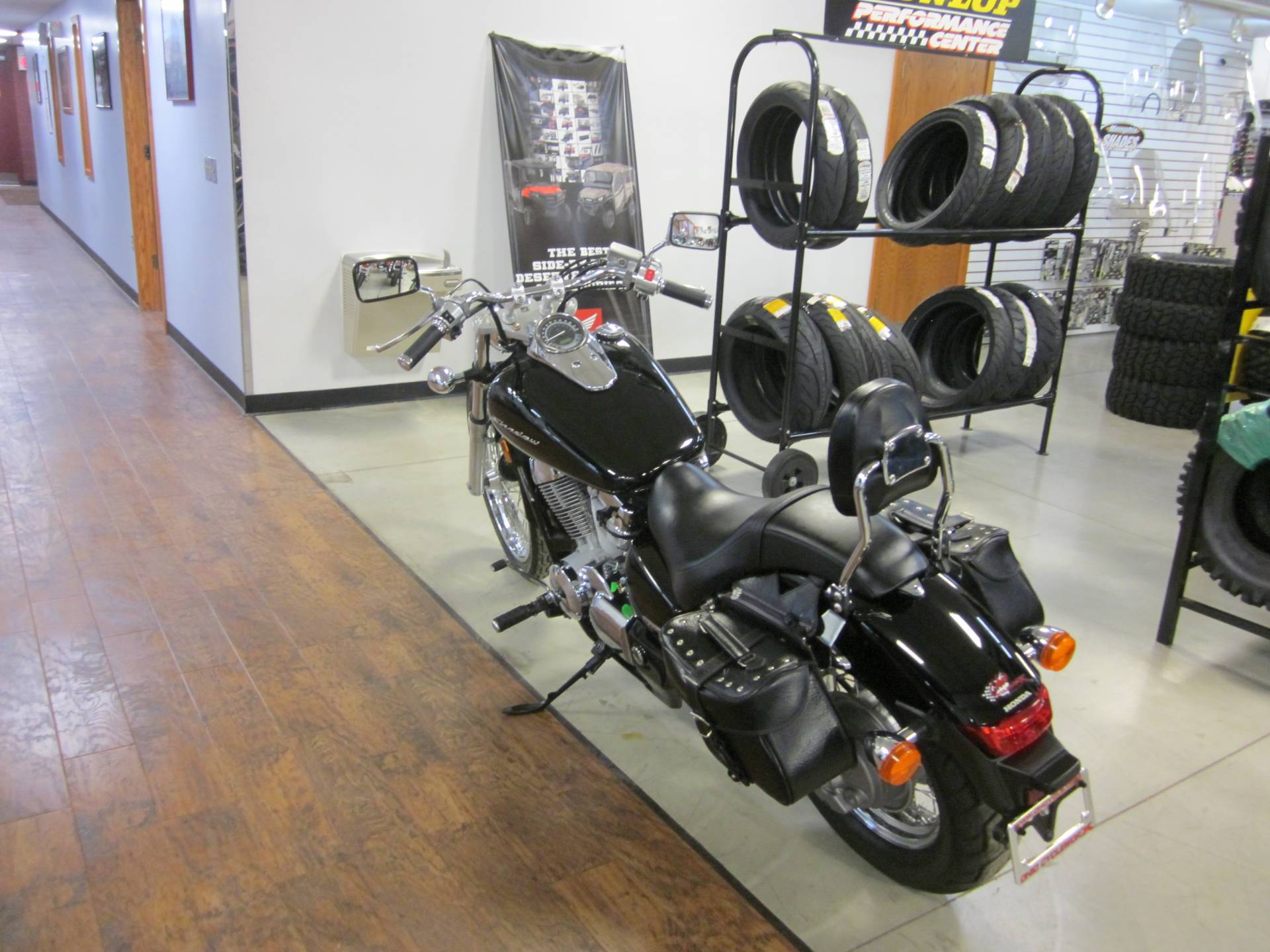 2013 Honda Shadow® Spirit 750 in Lima, Ohio - Photo 6