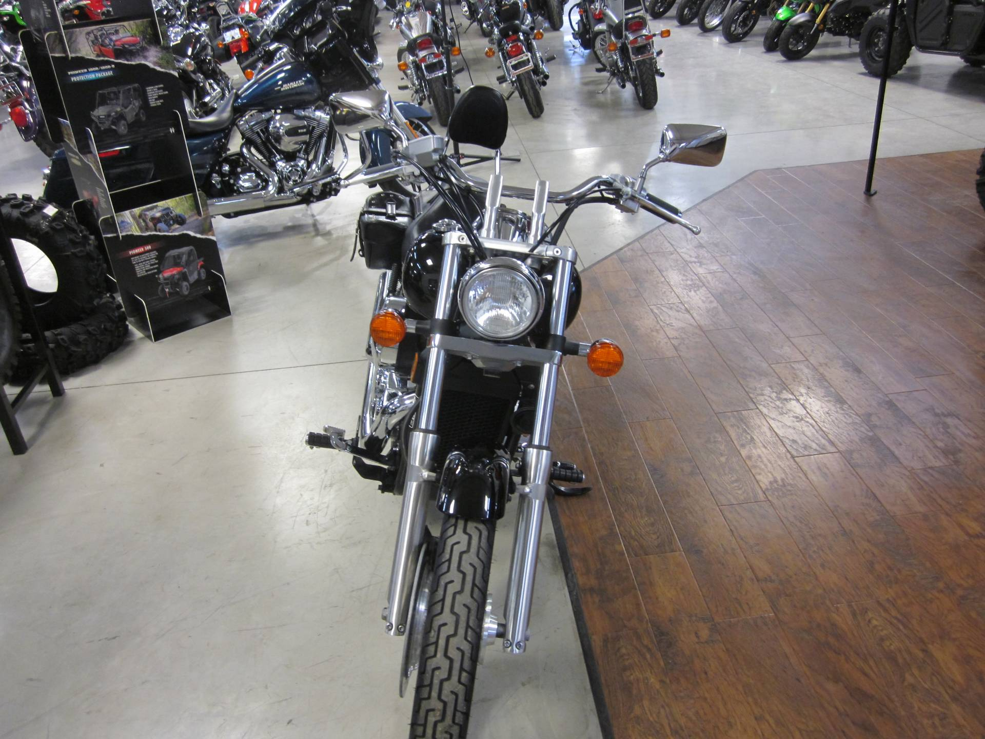 2013 Honda Shadow® Spirit 750 in Lima, Ohio