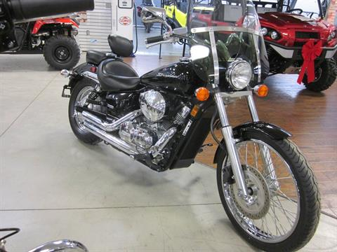 2009 Honda Shadow Spirit 750 in Lima, Ohio - Photo 1