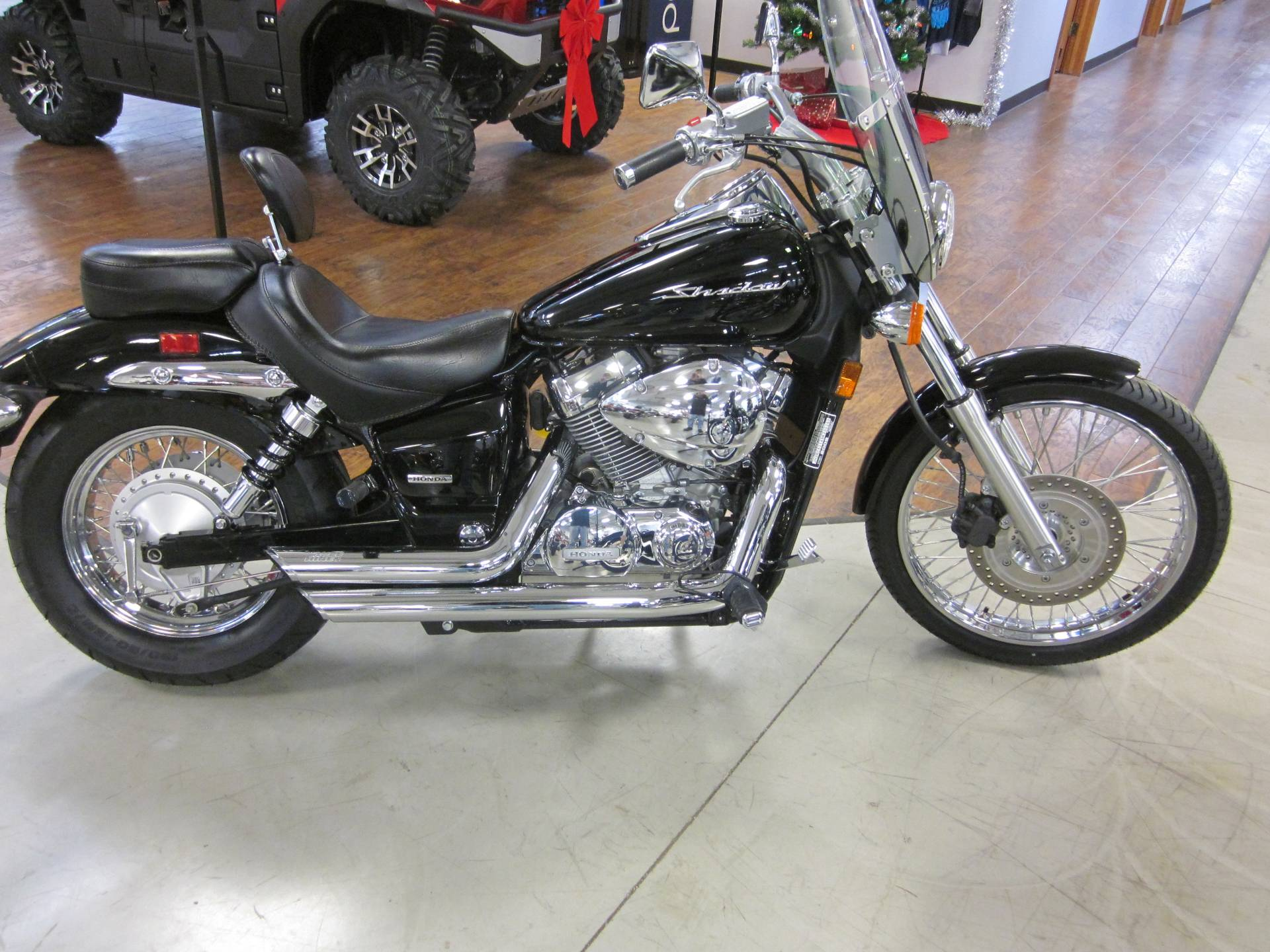 2009 Honda Shadow Spirit 750 in Lima, Ohio - Photo 2